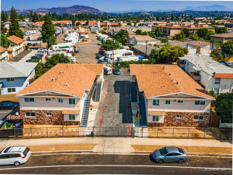 1140 - 1146 E Lexington Ave El Cajon, CA, 92019