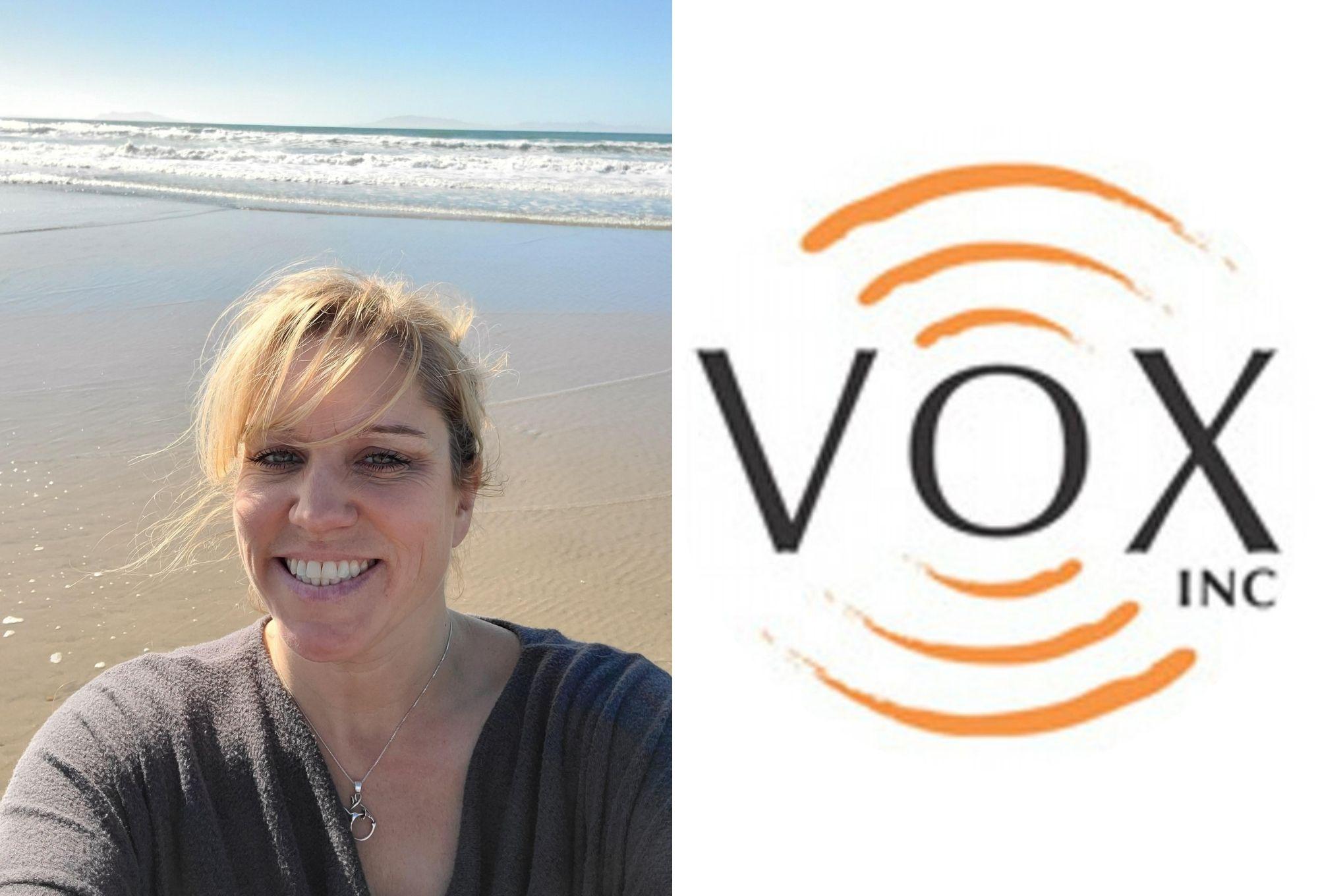 Micaela Hicks, Vox Inc.