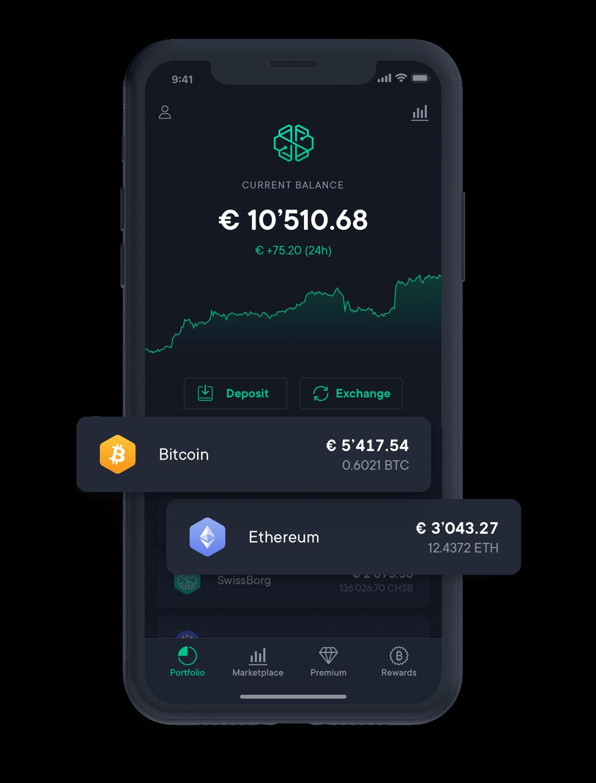 wealth app