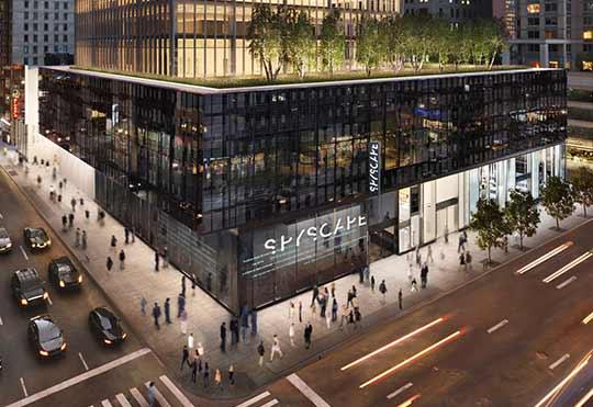 Photo of SPYSCAPE headquarters