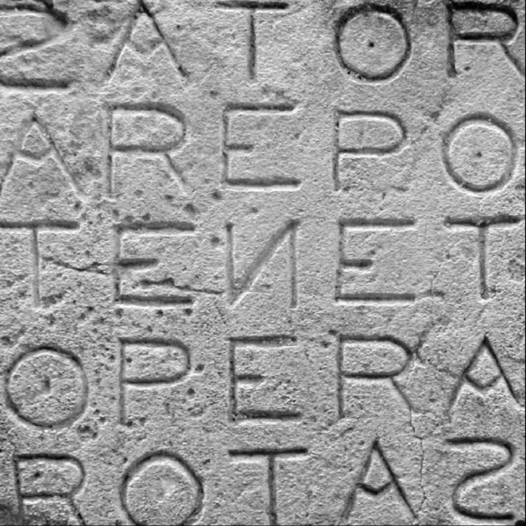 Sator Squares or Rotas Squares