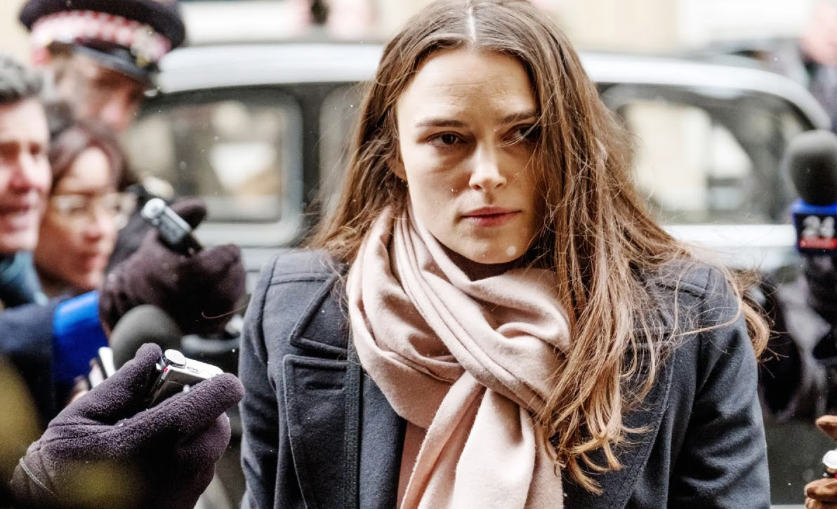 Keira Knightley stars in Official Secrets, the story of Katharine Gun