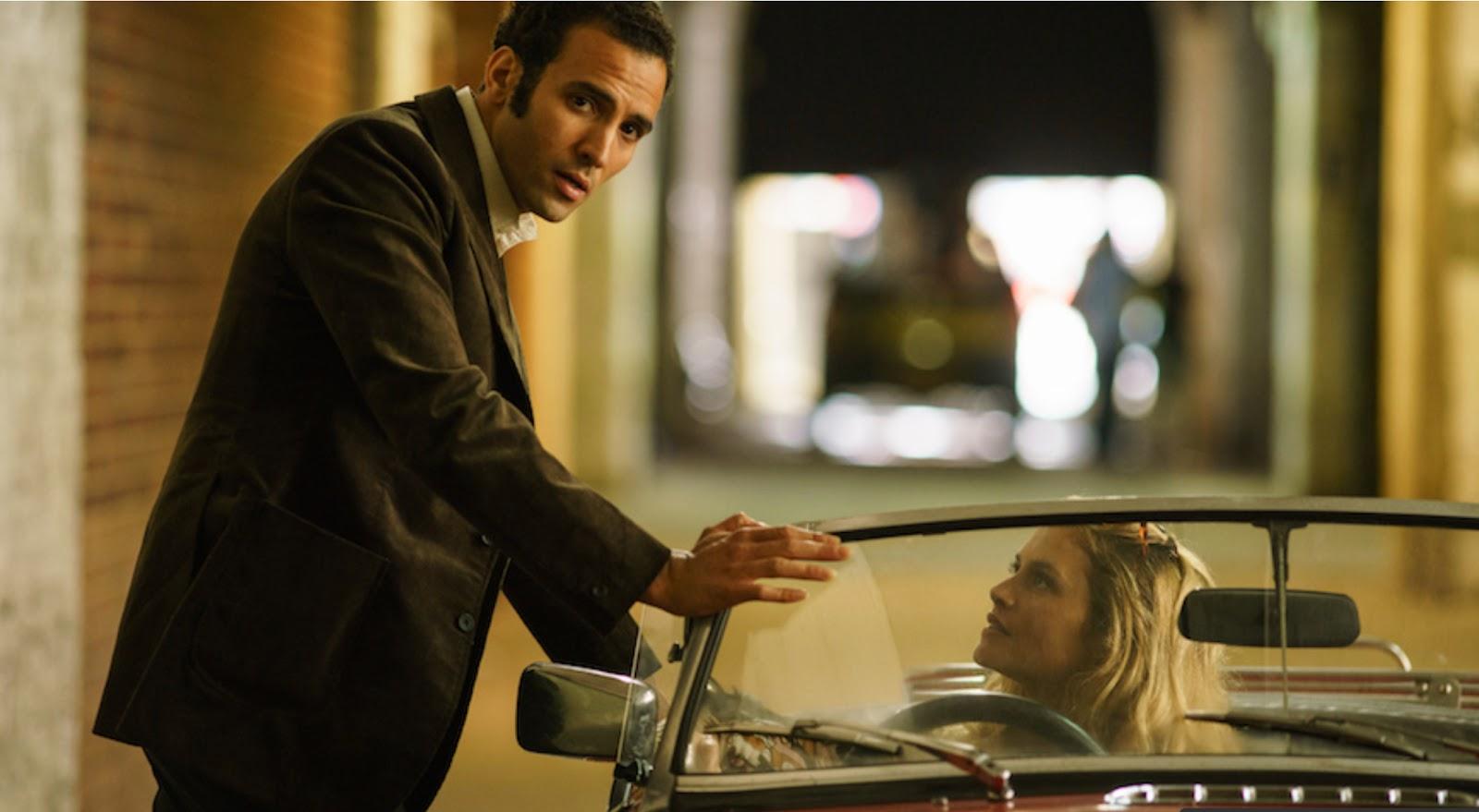 Marwan Kenzari stars in The Angel spy film