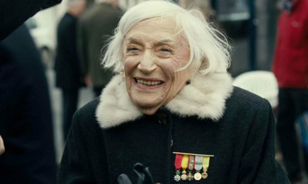 Marthe Cohn, former French spy