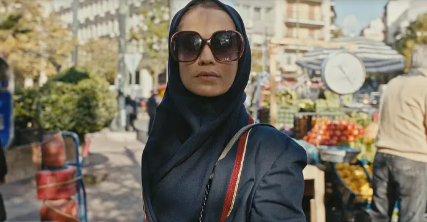 Niv Sultan plays Tamar, a Mossad hacker-agent, in the series Tehran