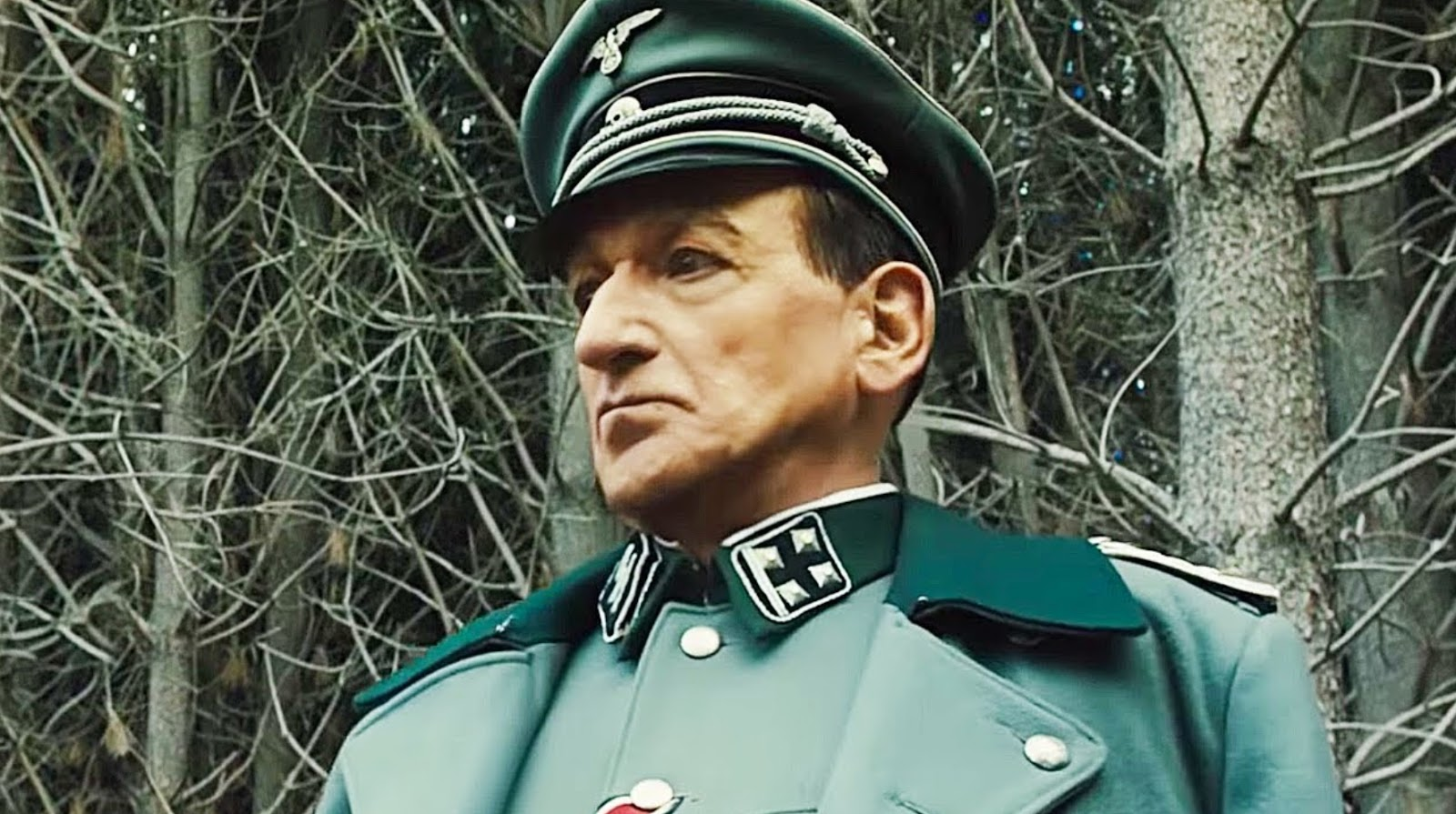Ben Kingsley as Adolf Eichmann