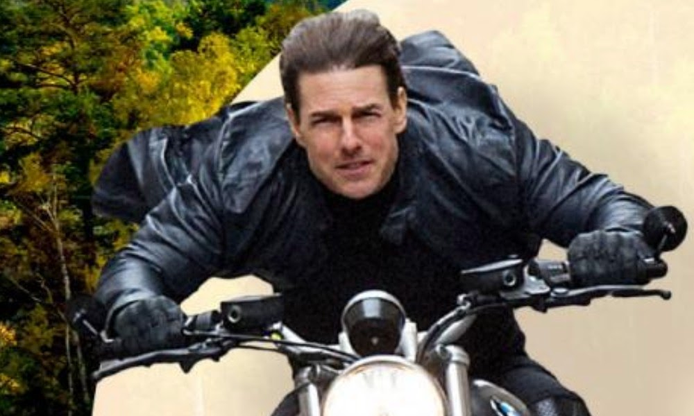 Mission Impossible's Tom Cruise