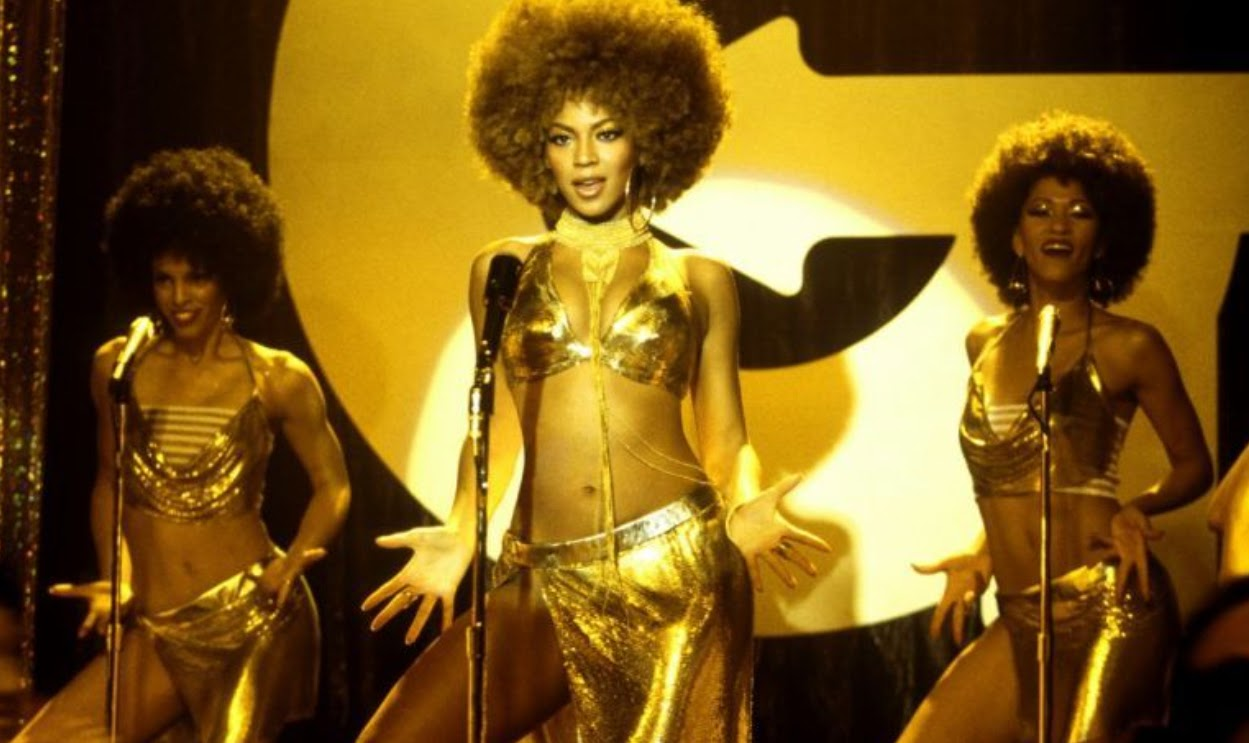 Beyonce in Austin Powers' Goldmember