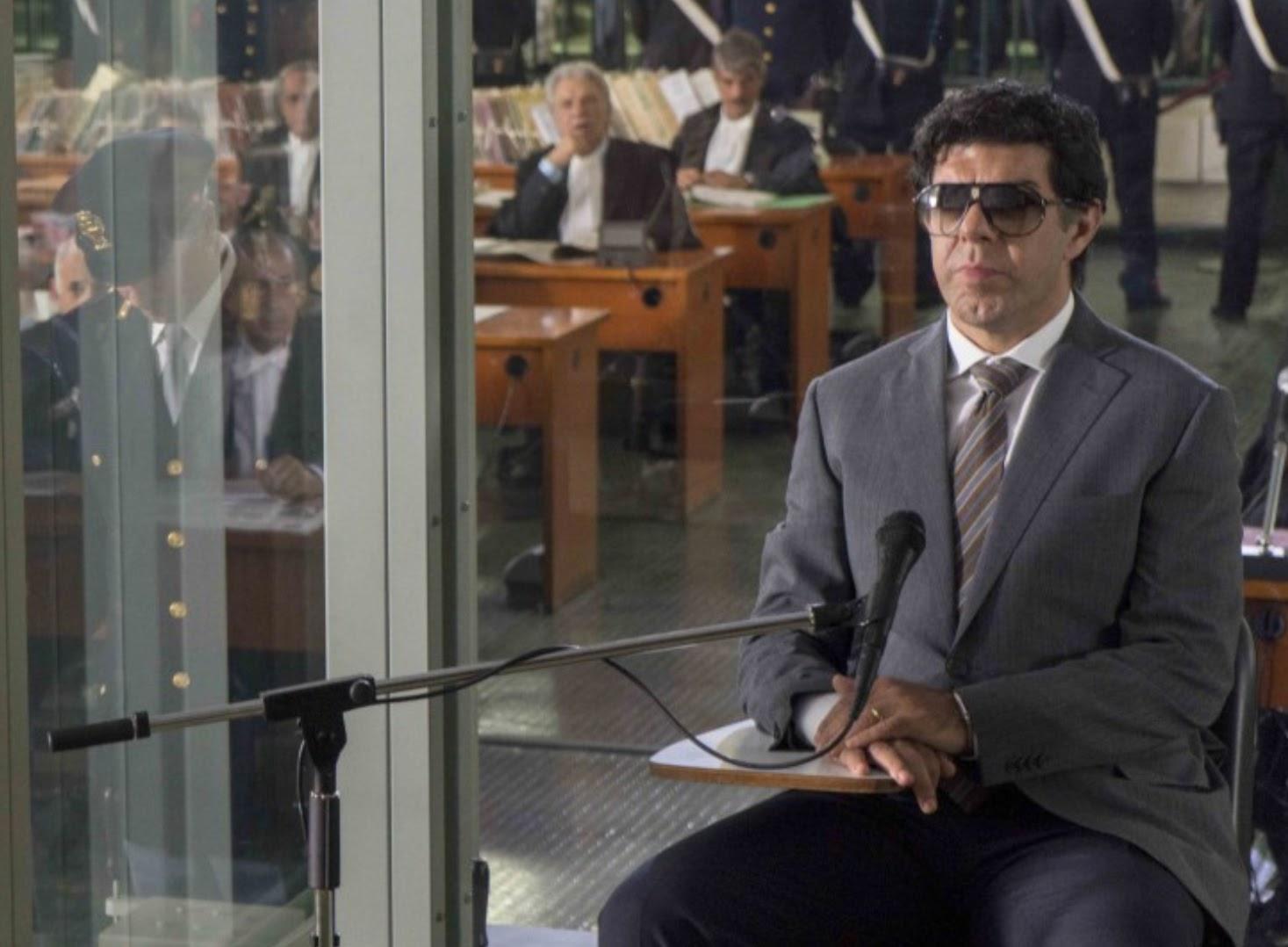 Buscetta's story is told in the Italian film Il Traditore (The Traitor) with Pierfrancesco Favino (above)