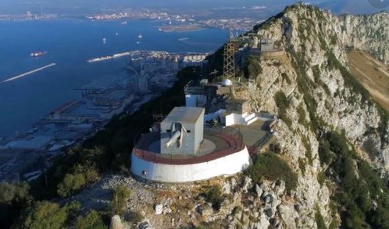 The Rock of Gibraltar hides secret tunnels