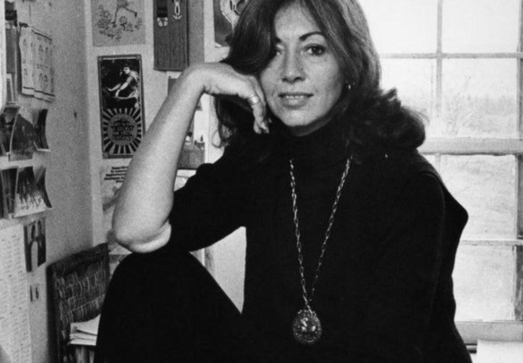 Patricia Roxborough (aka Sylvia Rafael)