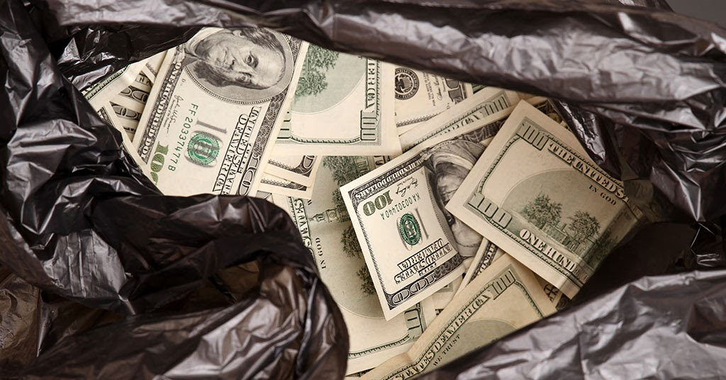 Dunbar: America's biggest cash grab
