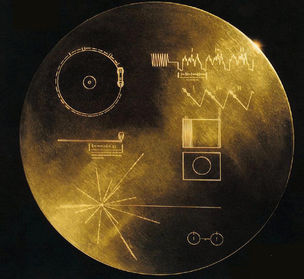 Nasa Gold Records