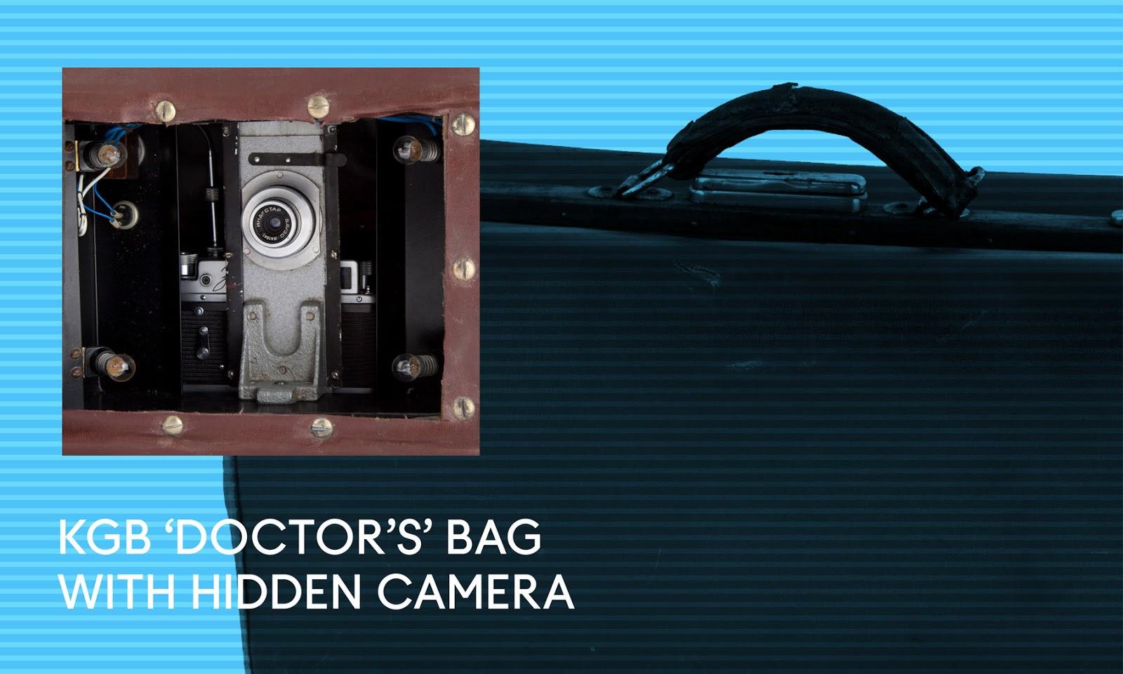 Doctor camera bag