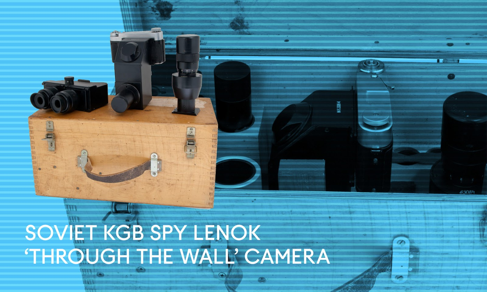 through the wall camera