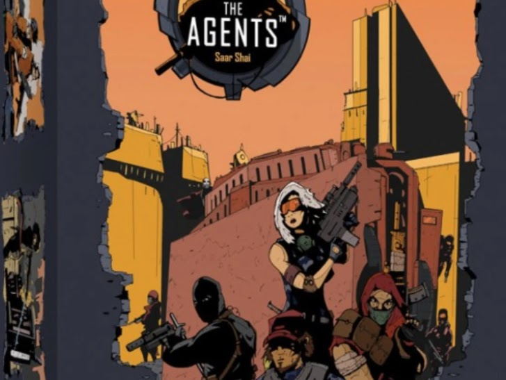 The Agents game