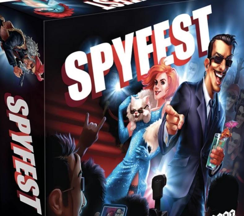 Spyfest game