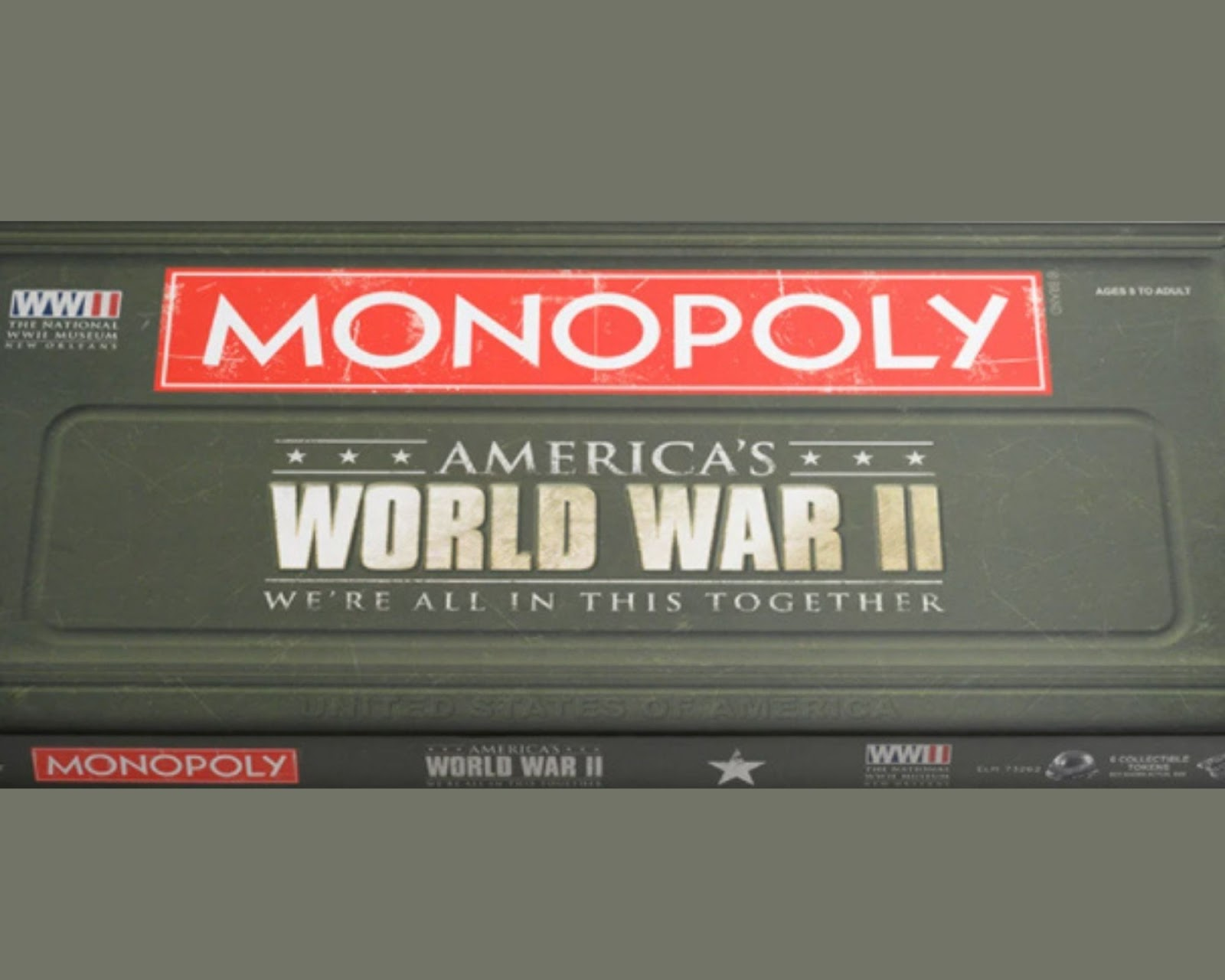 Monopoly WWII