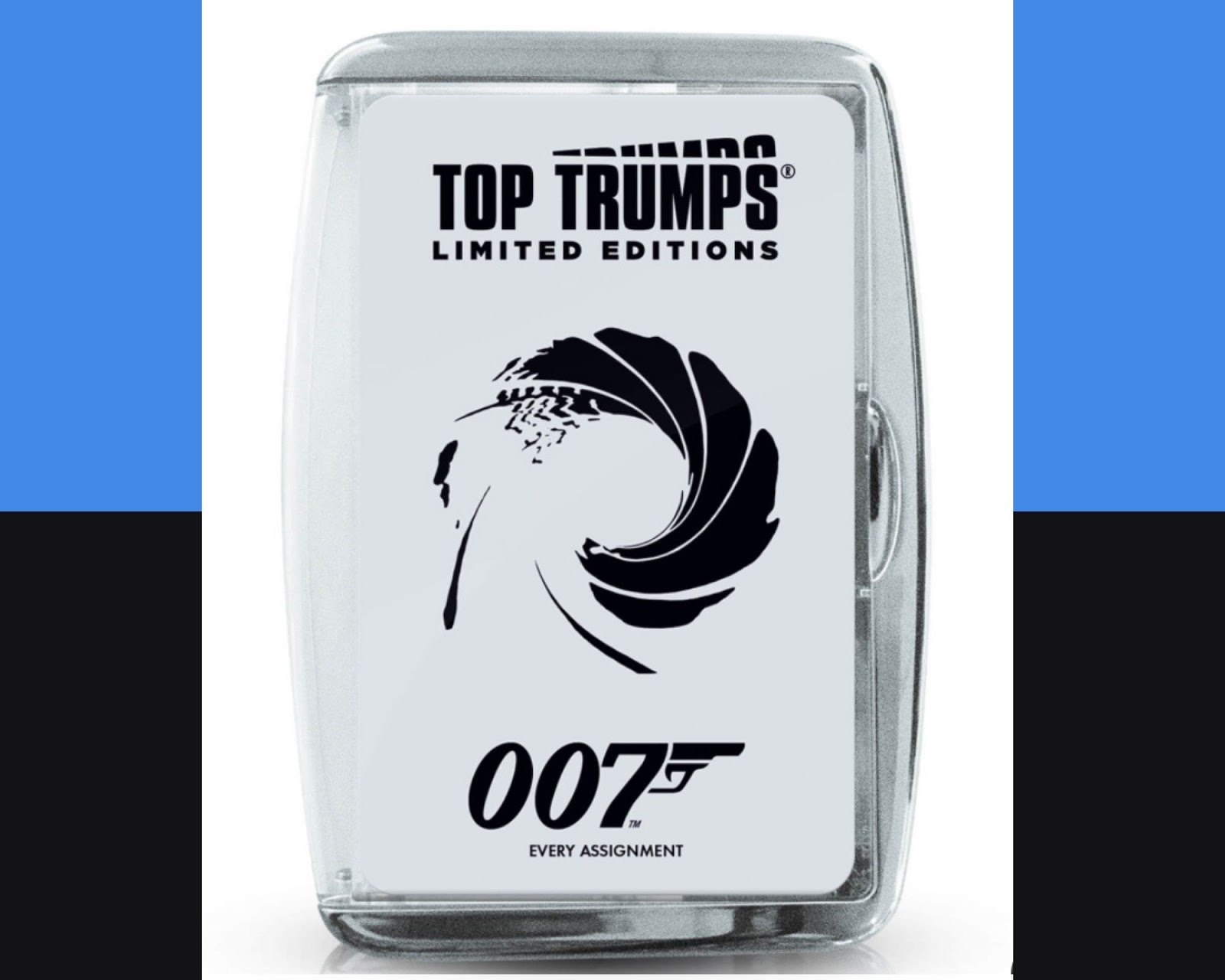 Top Trumps 007 game