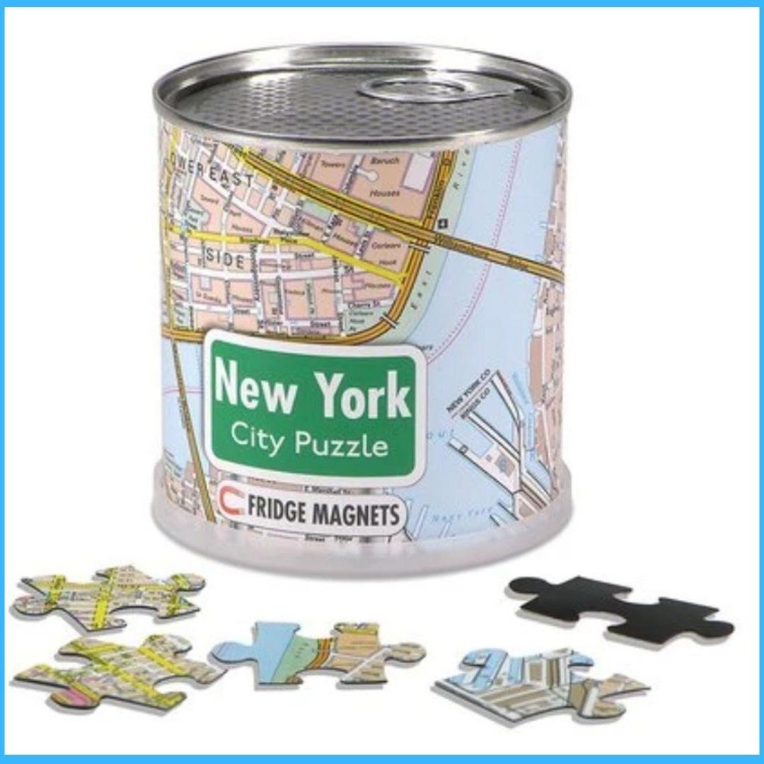 New York City Magnet Puzzle