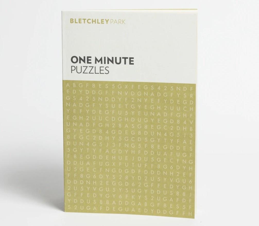 Bletchley Park Puzzle Book