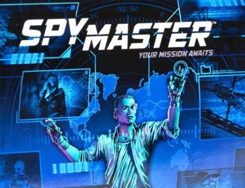 Spymaster game