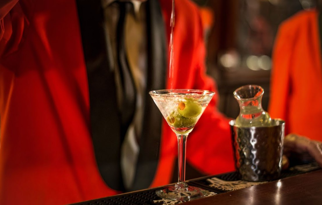 Musso & Frank Grill martini