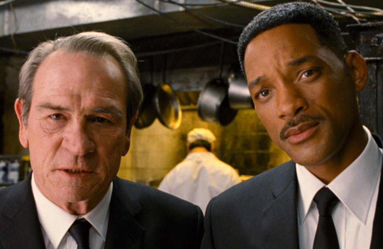 Will Smith in Men In Black