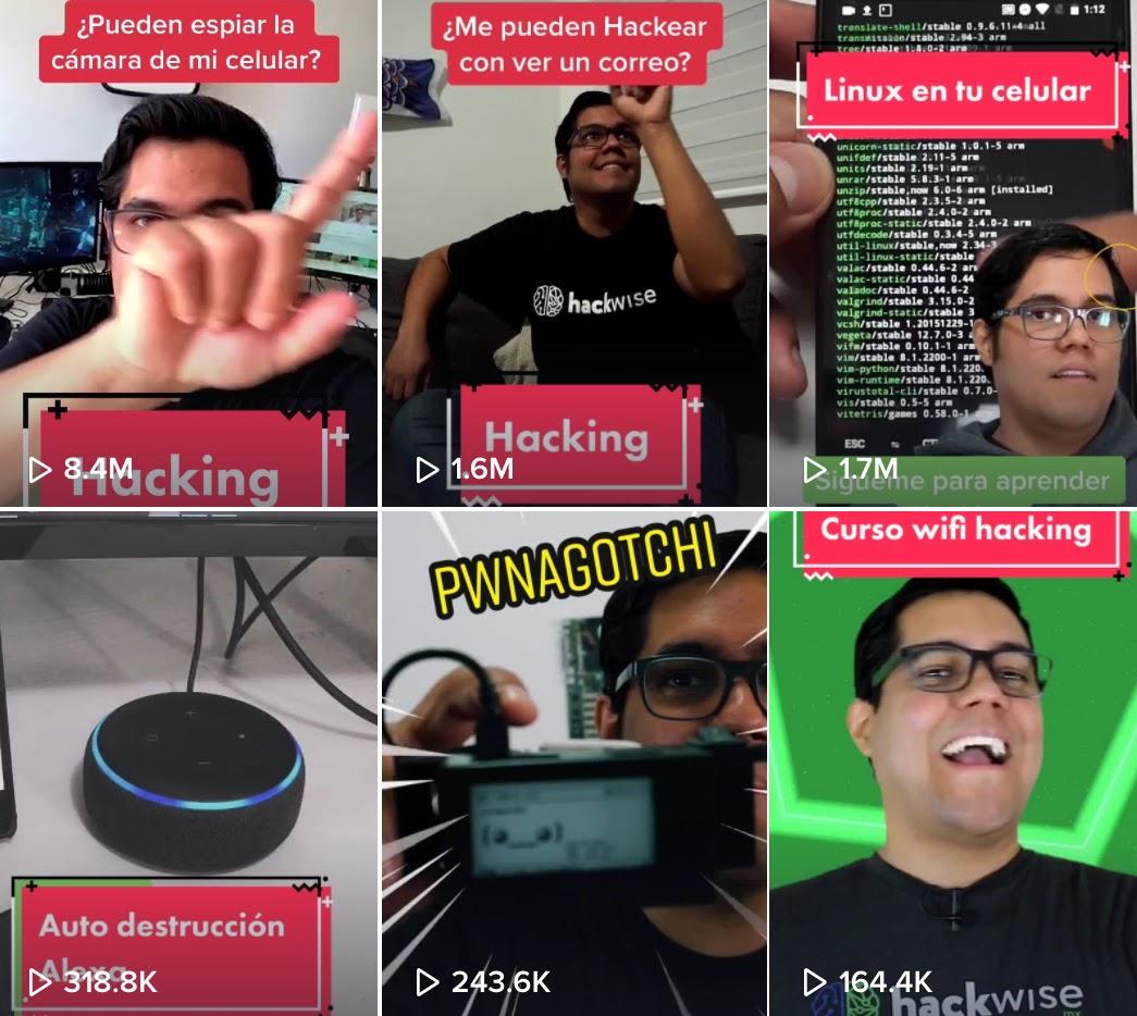 Cesar Gaytán, hacker