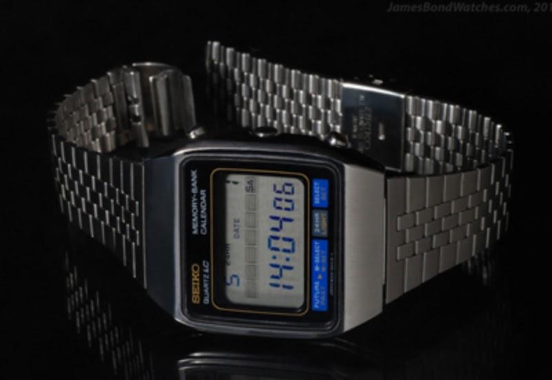 Seiko calendar smartwatch