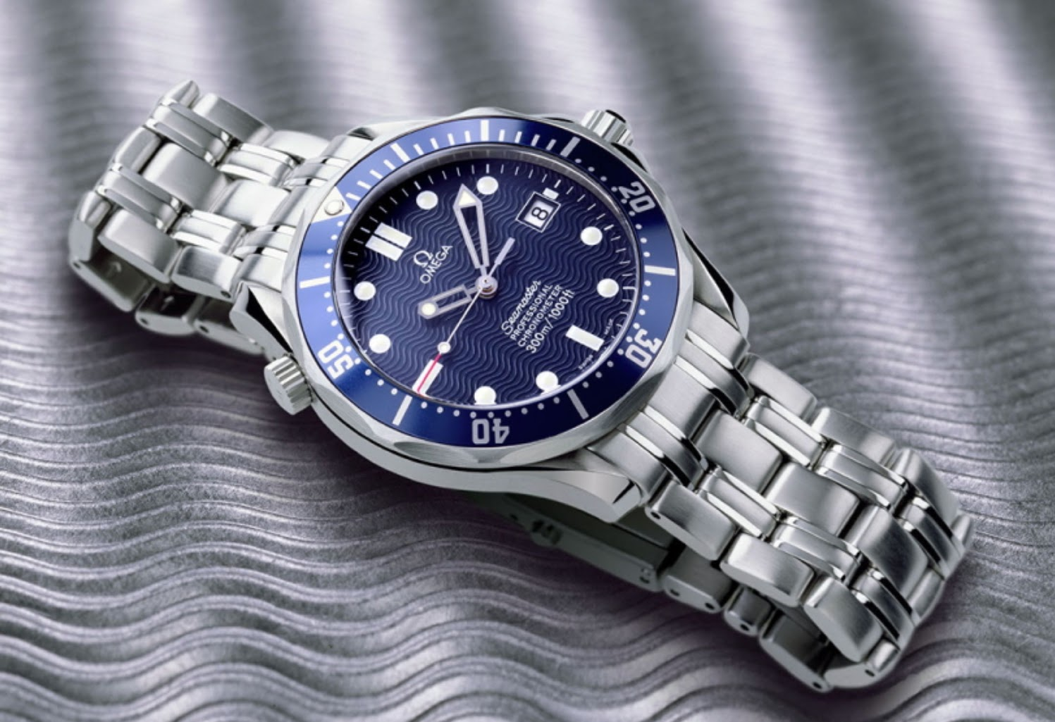 007 Omega watch