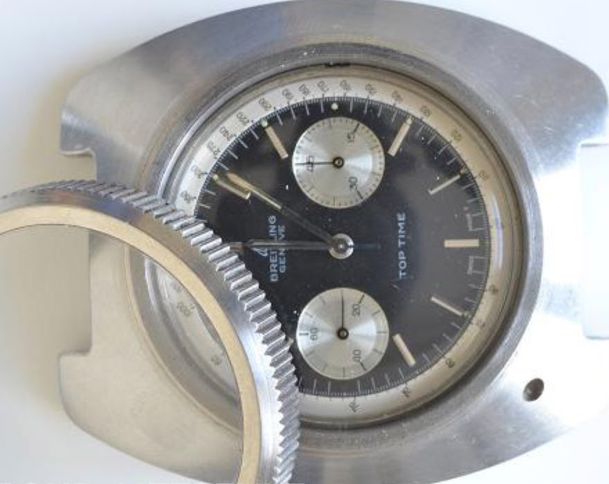 Breitling watch for 007