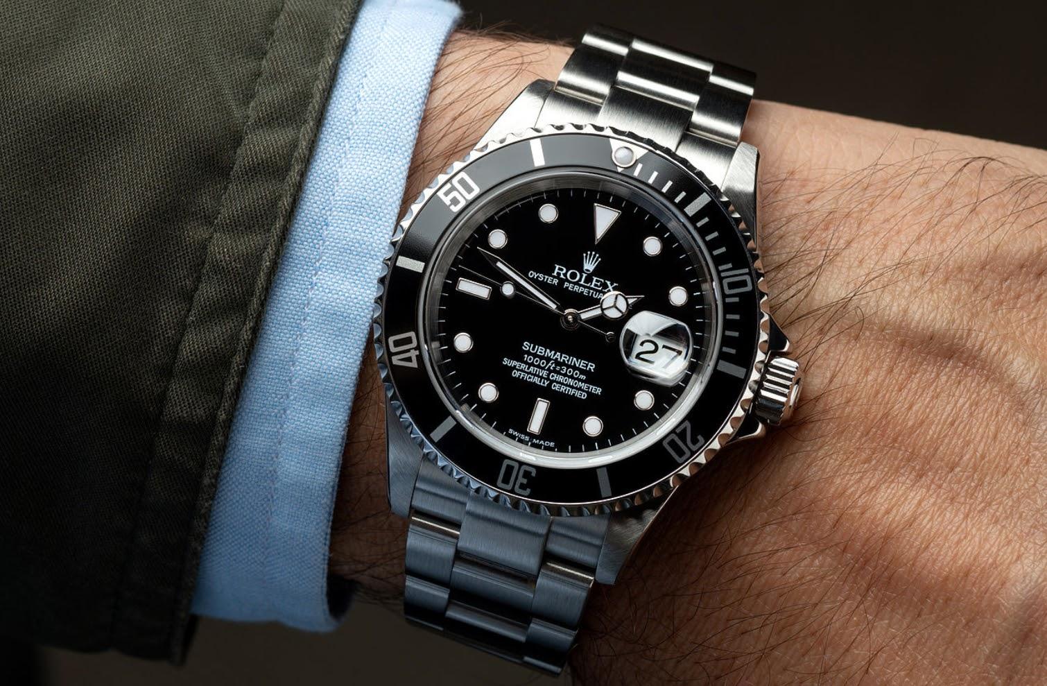 007 TAG watch