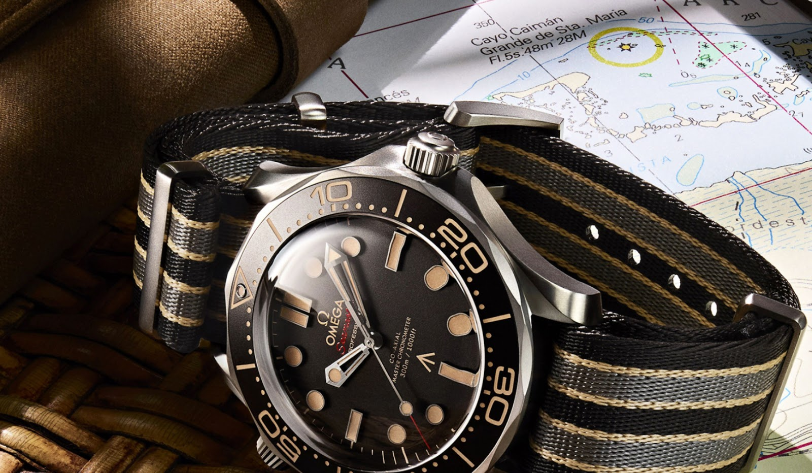 Omega watch 007