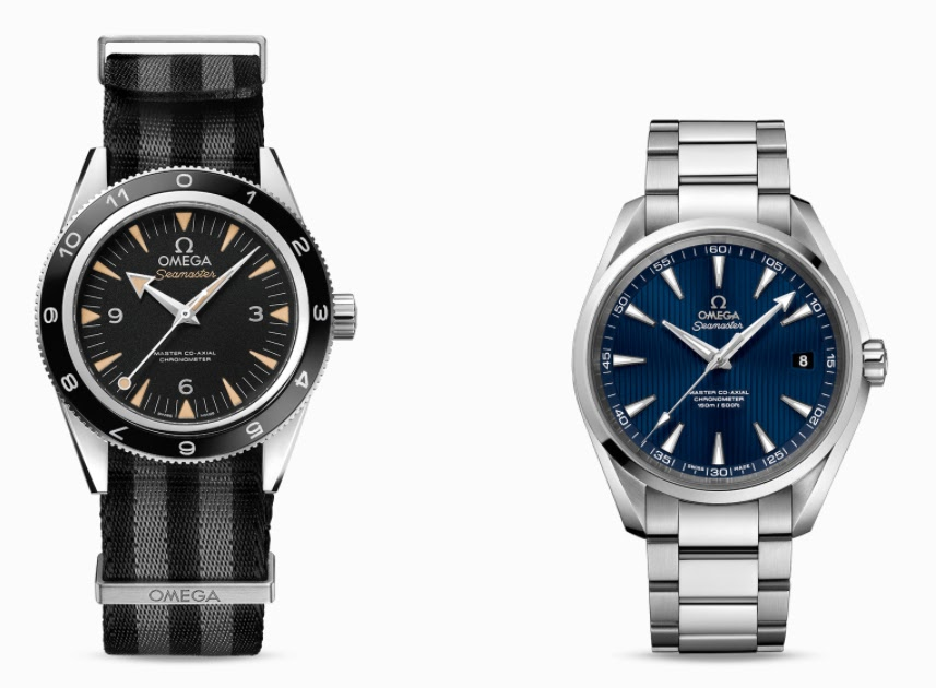 007 Omega watches