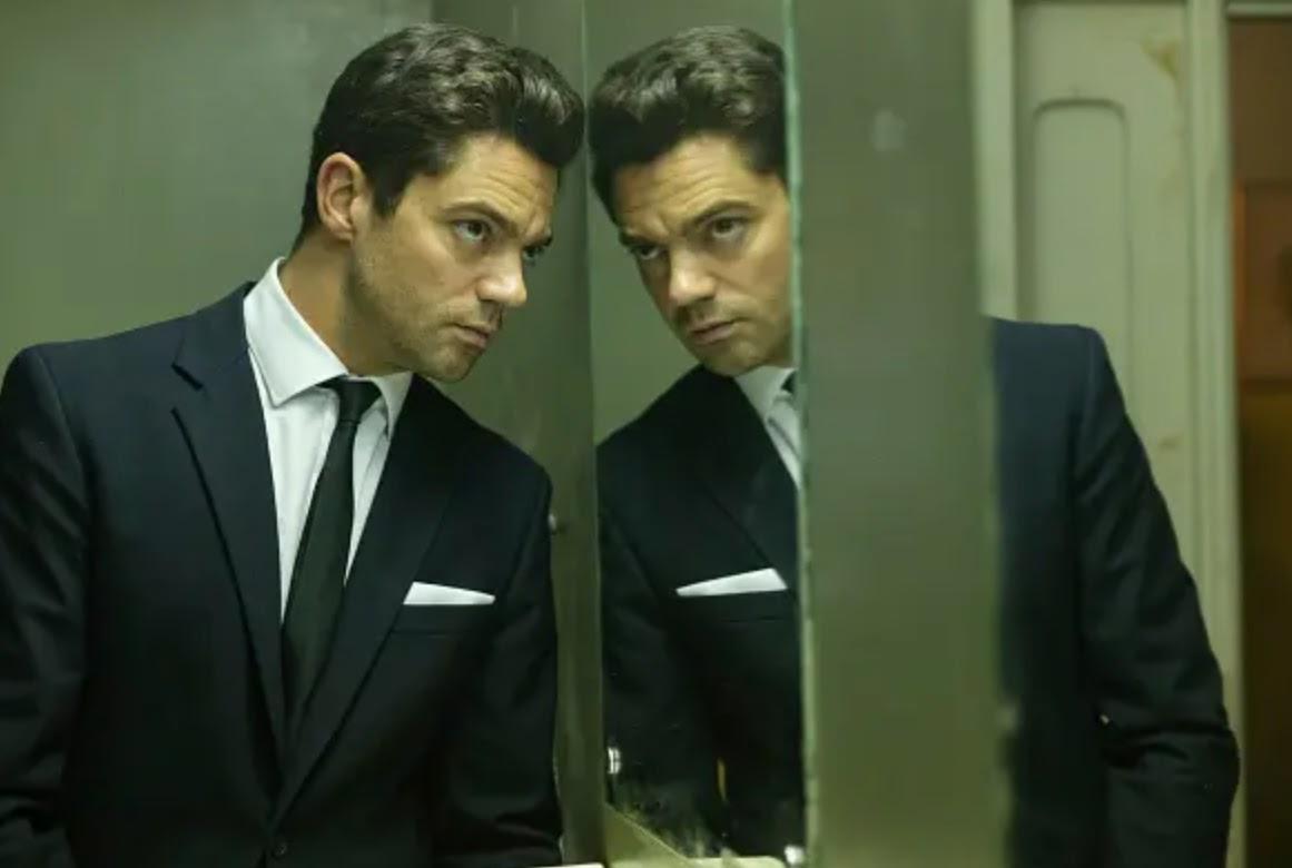 Dominic Carter in Spy City