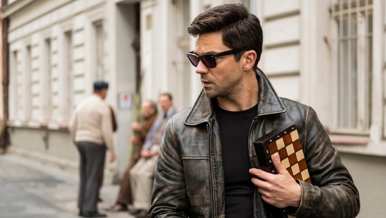 Dominic Cooper as Fielding Scott in Spy City