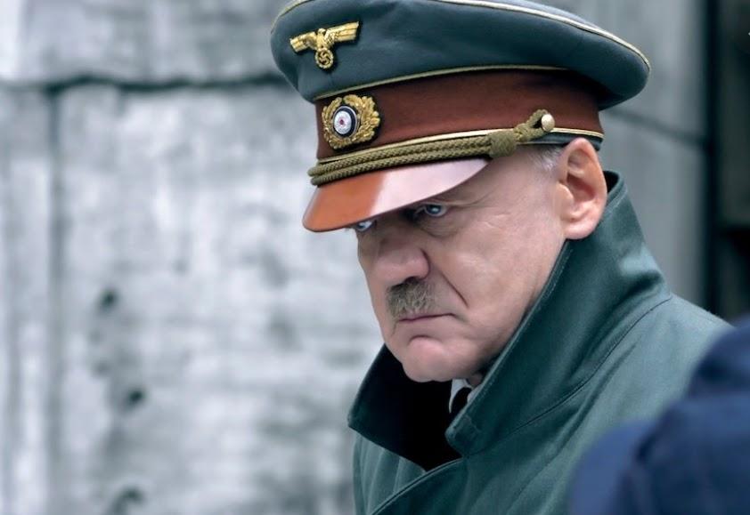 Hitler's final das in WWII, German film