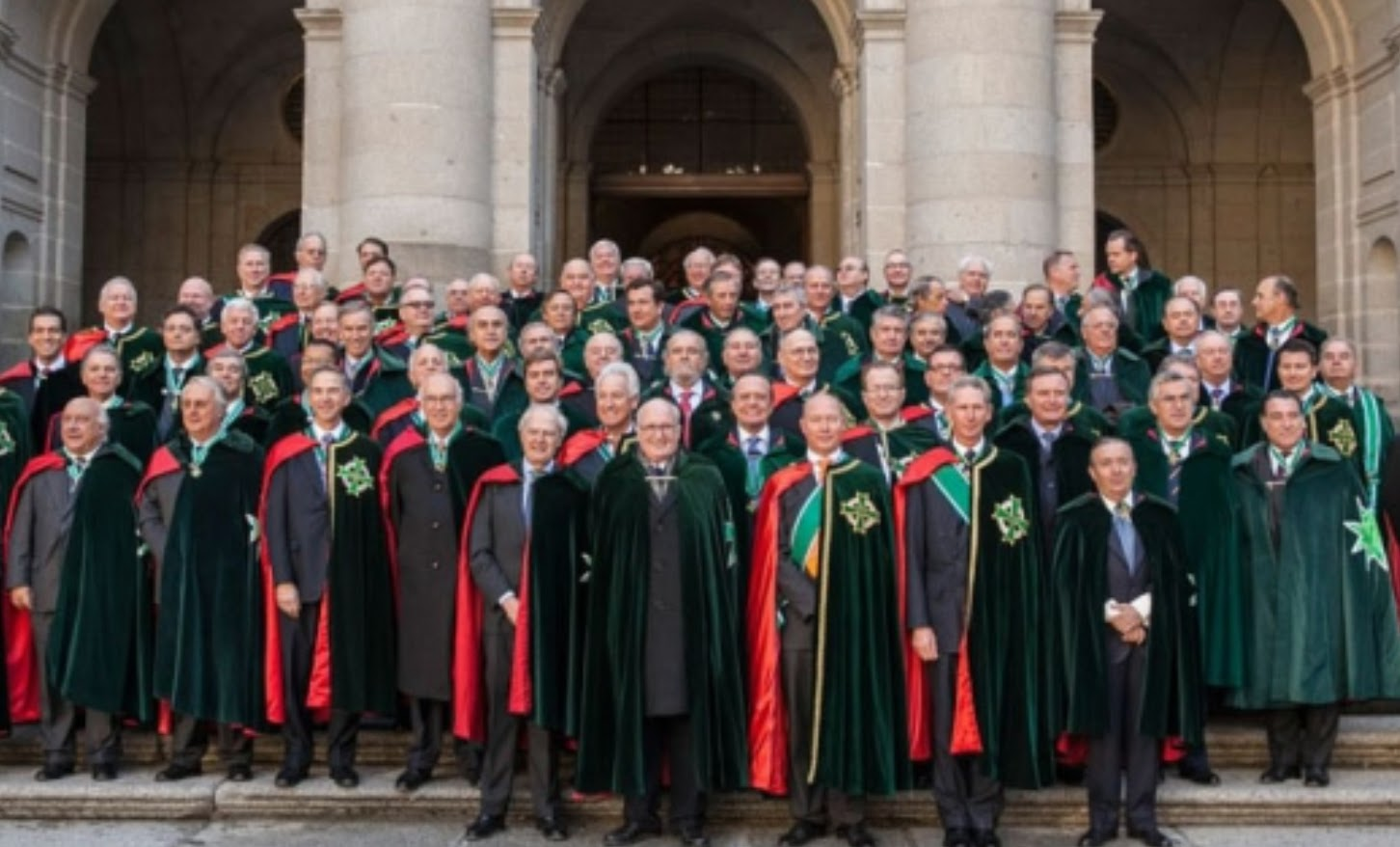 Some consider the Order of St Hubertus the 'Illuminati of the hunting world'