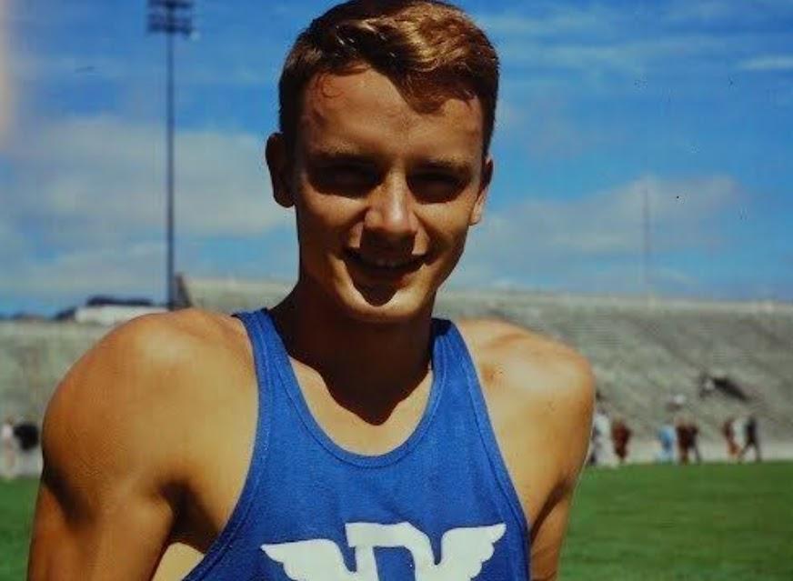 Sime, Olympic sprinter