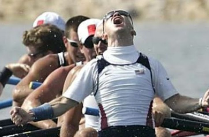 Gold medalist Peter Cipollone liked to know his competitors' strengths and weaknesses