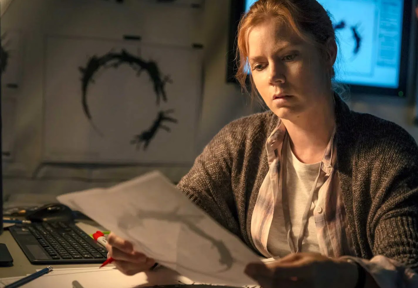 Arrival with Amy Adams