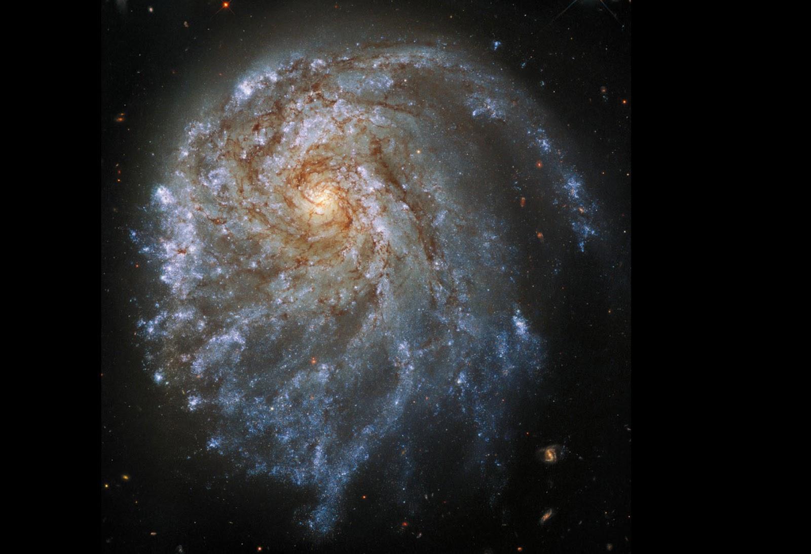 (NGC) 2276 spiral galaxy
