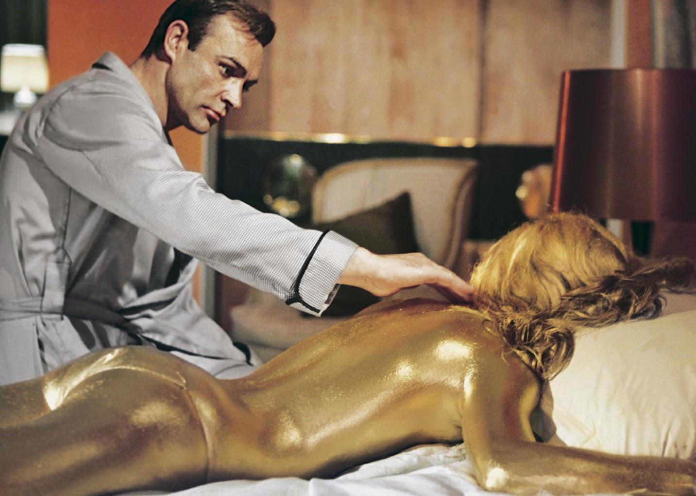 Goldfinger, James Bond 007