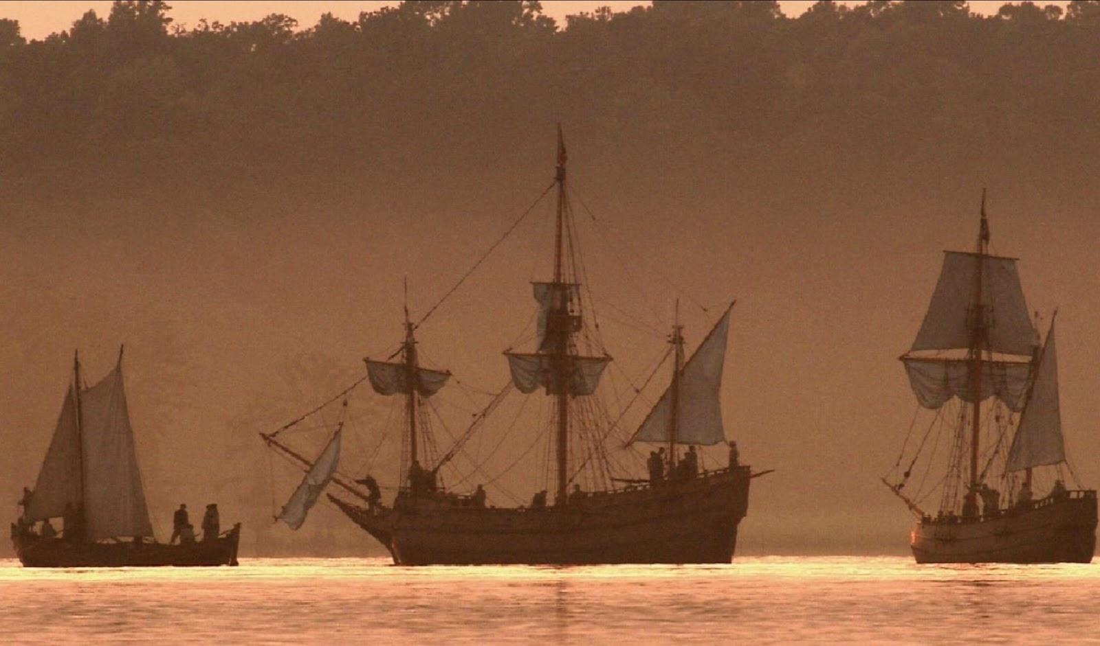 Spanish spy ships