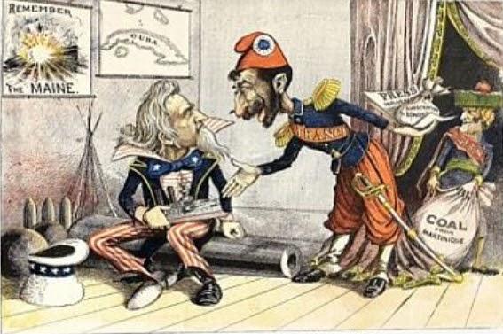 Spanish cartoon