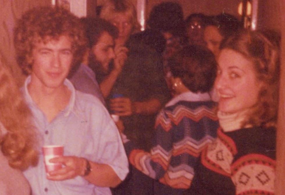 Marta Rita Velazquez (right) is accused of Ivy League spying