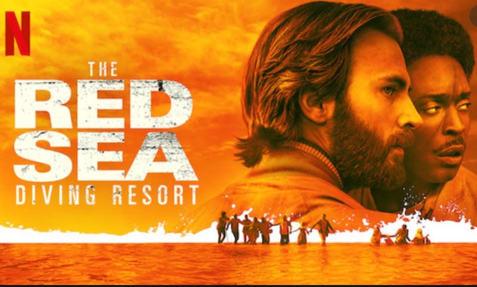 The Red Sea Diving Resort film
