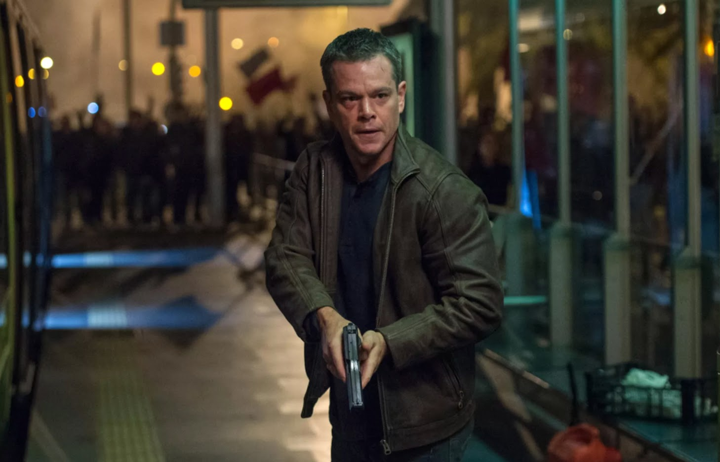 Jason Bourne, Matt Damon