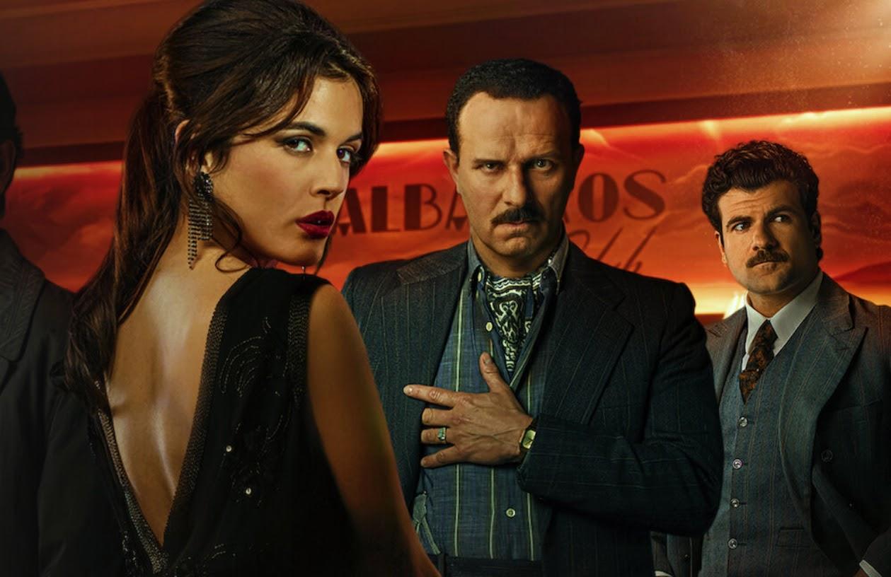 Hache stars Adriana Ugarte.